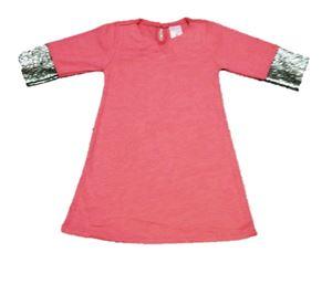 Dress Jubah Baby - Pink S0042