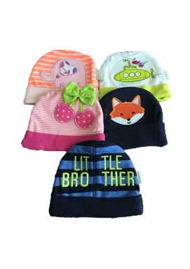 BABY CAP ANIMALS