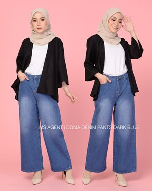 Dona denim pants