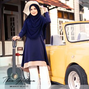THEA HELLENA MODEST BEAUTE (DARK BLUE)