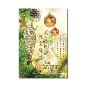 Christmas Bulletins  (Chinese)
