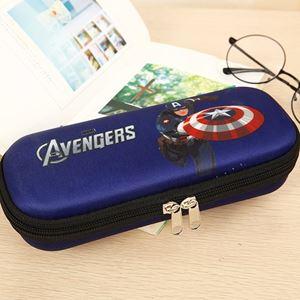 Pencil Case Design Avengers