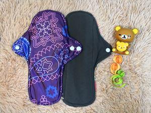 Cloth Pad - Batik (Balance) - Size L