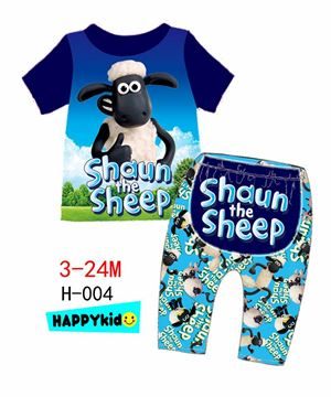 SHAUN THE SHEEP BABY Pyjamas