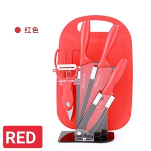 KNIFE SET 7PCS
