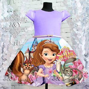 @  J & Y ( J-101 SOFIA ) DRESS - SZ 2Y - 8Y