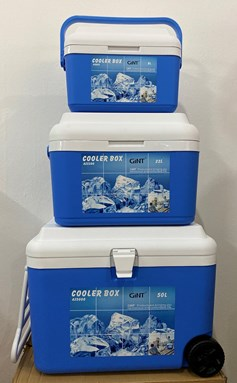 COOLER BOX GINT - ROYAL BLUE