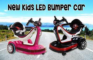 New Kids LED Bumper Car