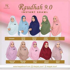RAUDHAH 9.0