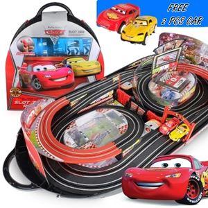 SLOT TRACK RACING BOX N00918