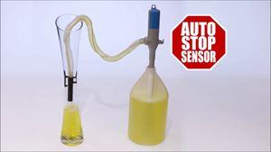 turbo pump liquid transfer