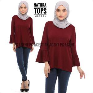 NATHRA TOPS