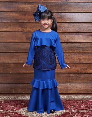 ZALYA ROYAL BLUE (KIDS)