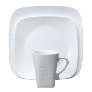 CORELLE Square Boutique Cherish 16pcs