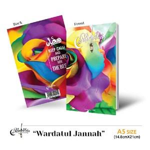 RAMADHAN PLANNER - WARDATUL JANNAH