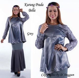 Blouse Prada Bella Grey