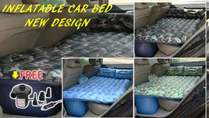 INFLATABLE CAR BED NEW DESIGN ETA 23/10