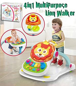 4in1 MultiPurpose Lion Walker