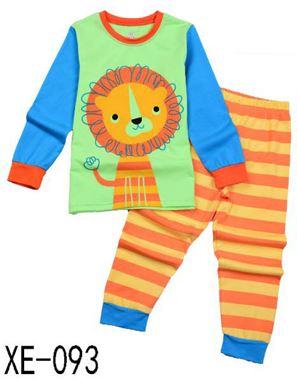 XE-093 'LION' Pyjama (2 - 7 tahun)