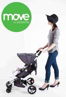 Easy Fold Stroller - Playette ETA 15 JULY 19
