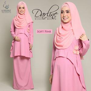 Darline Kurong Moden : Soft Pink