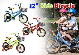 "12"" Kids Bicycle (3-6 year)"