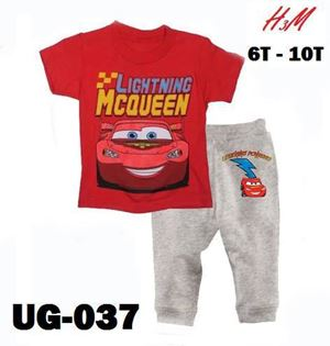 @  UG 037  LIGHTING MCQUEEN