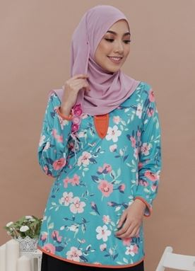 Majestic Blouse MB08 - ONLY SIZE BIG AVAILABLE