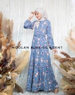 MOOLAN DRESS