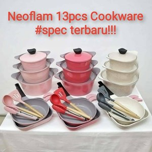 Neoflam 13pcs Cookware Set