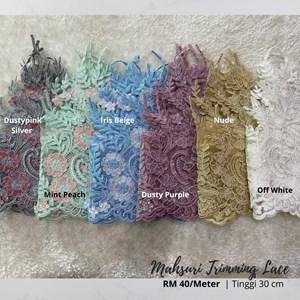 Trimming Lace Mahsuri