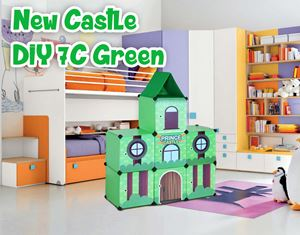 NEW CASTLE GREEN 7C DIY CUBE