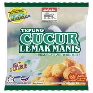 Adabi Lemak Manis Fritter Flour 200g