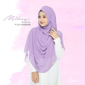 MIKAYLA BAWAL 🐠 (LIGHT PURPLE)