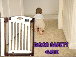 DOOR SAFETY GATE