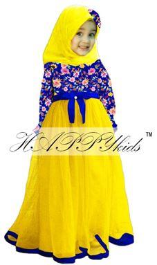 Flower Dress Yellow