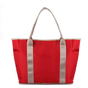 Portable Multi-Function Mummy Bag - ( RED )