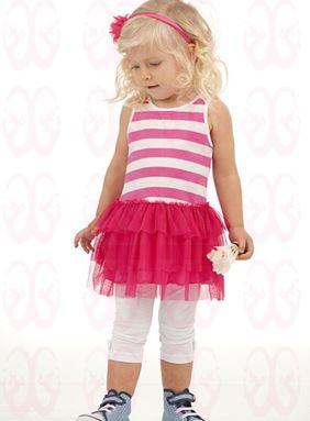 @ 31010  GIRL PINK DRESS