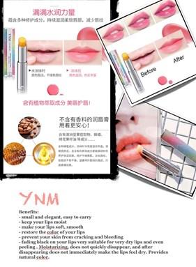 YNM Rainbow Honey Lip balm彩虹变色唇膏  - RM35  *Ready Stock 现货