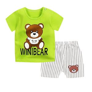BB206-5   KIDDO CASUAL WEAR - SET 5  ( SZ 0Y-5Y )