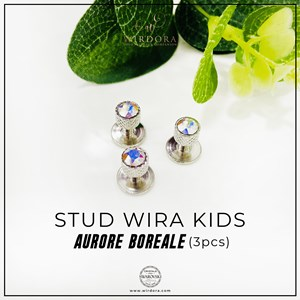 Gentlemen Stud Wira Kids Aurore Boreale  (3 button)