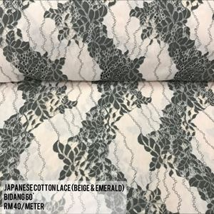 JAPAN COTTON LACE