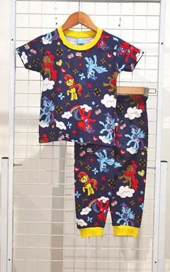 SIZE 2 - 10 KIDS Pyjamas LITTLE PONY LV DARK BLUE (HF)