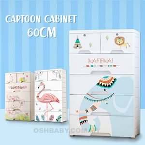CARTOON CABINET 60CM