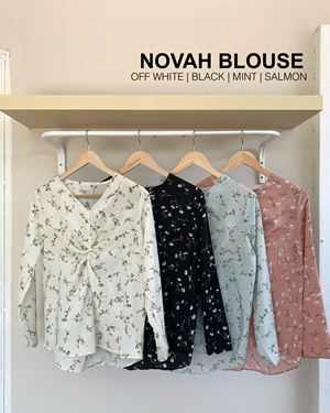 Novah blouse