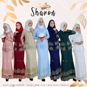 SHARON EXCLUSIVE KEBAYA