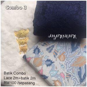 BATIK COMBO CODE 01-99