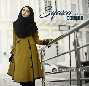 SYAZA EXCLUSIVE ( Amber Yellow )