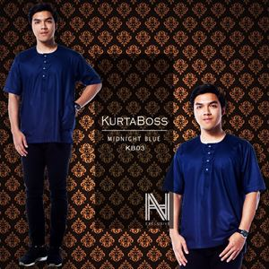 Kurtaboss by HANA (Midnight Blue)