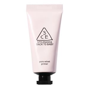 3CE Back To Baby Pore Velvet Primer 15g